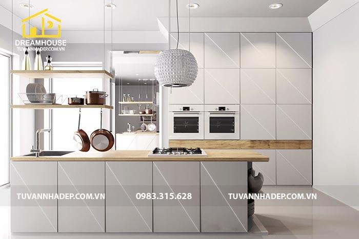 Không gian phòng bếp đẹp