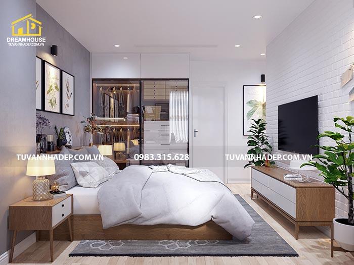 Căn phòng ngủ vô cùng độc đáo với các ý tưởng trang trí đơn giản