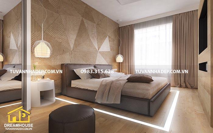 phòng ngủ đẹp cho người trung tuổi
