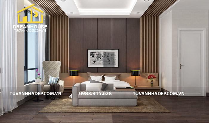 trang trí nội thất phòng khách hiện đại
