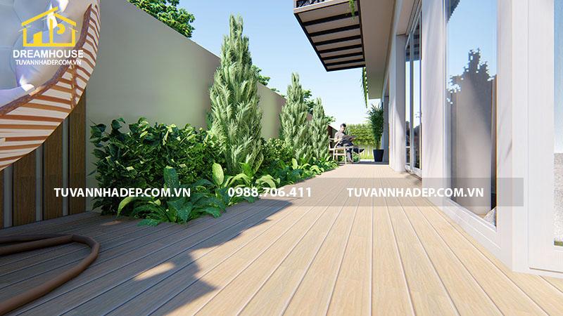 Thiết kế không gian nhà đẹp