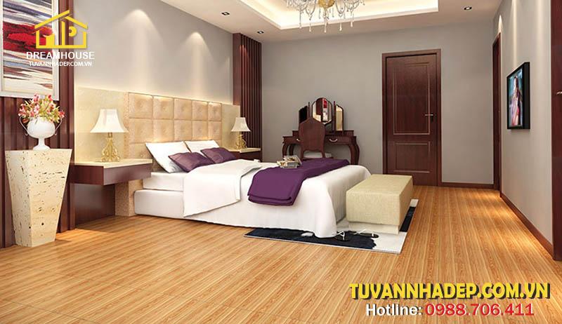 hướng dẫn chọn gach lát nền đẹp cho phòng ngủ