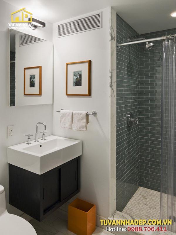 Phòng tắm 3m2