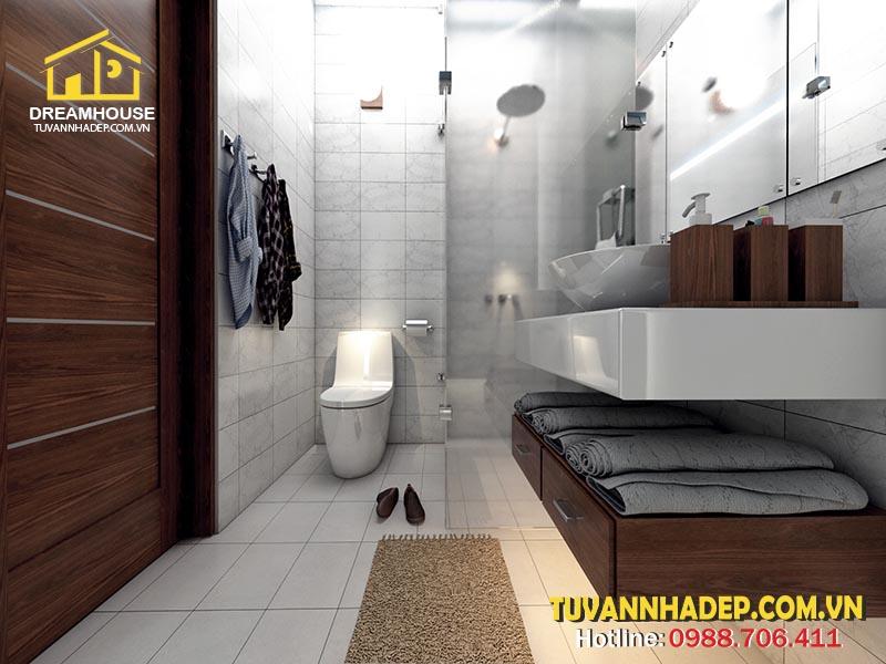 25+ Mẫu thiết kế nội thất phòng tắm đẹp hiện đại xu hướng 2019