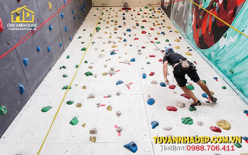 Vách tường có nhiều hình thù khác nhau đa dạng để người chơi lựa chọn mức độ