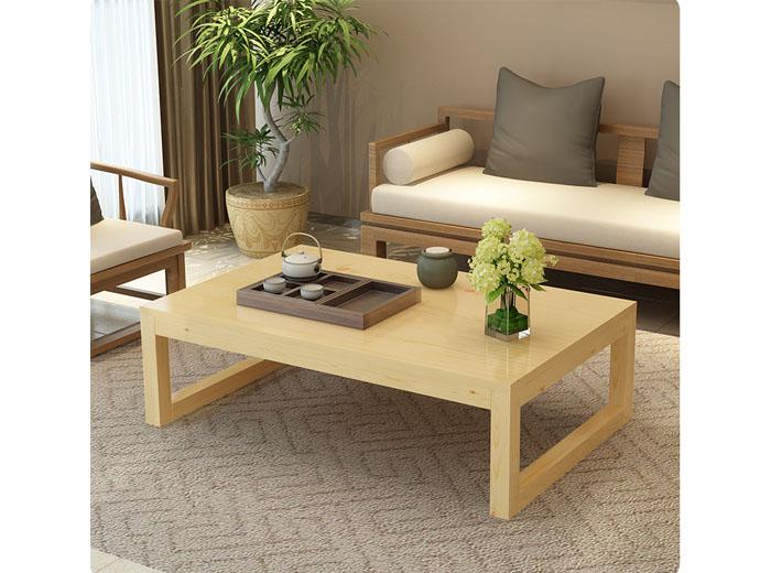 bàn tiếp khách bằng gỗ