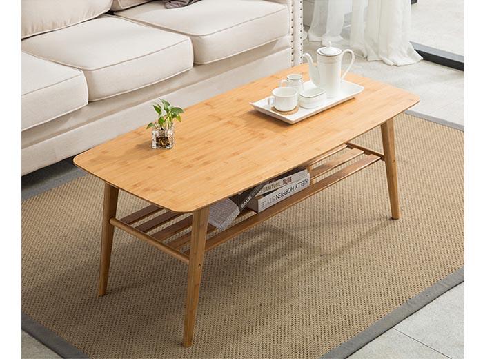 bàn phòng khách bằng gỗ công nghiệp