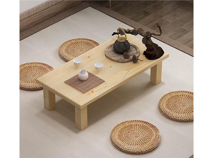 mẫu bàn phòng khách ngồi bệt