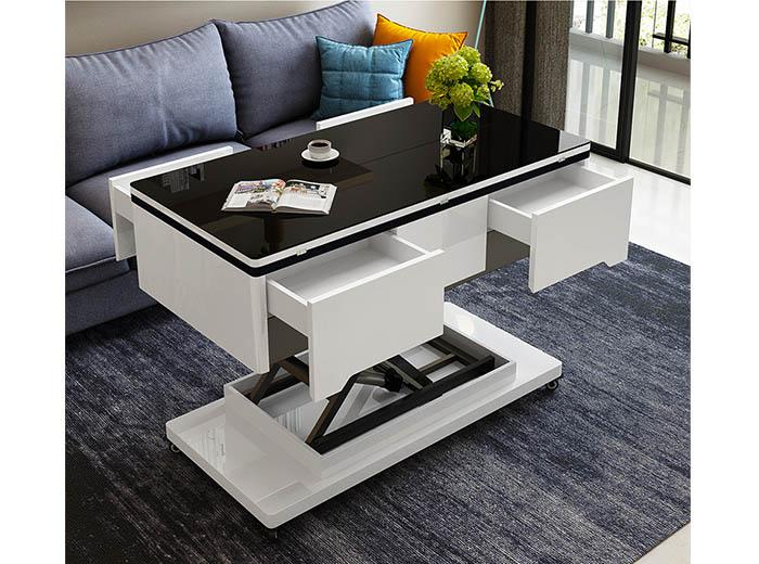 hình ảnh bàn phòng khách thông minh