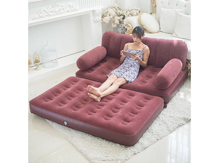 có thể trở thành chiếc giường êm ái