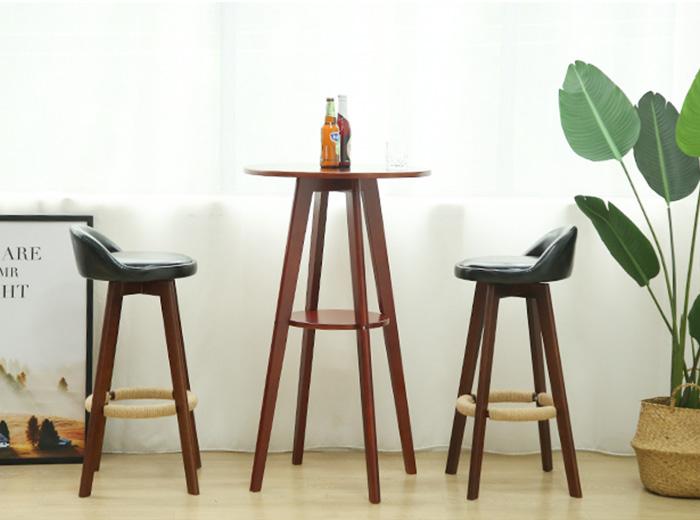 kiểu ghế nệm dành cho quán cà phê nhỏ
