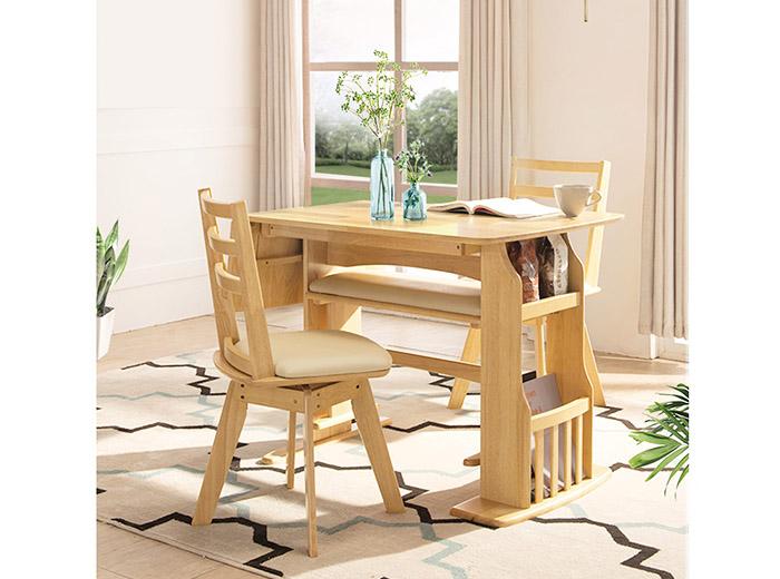 ghế nệm bằng gỗ