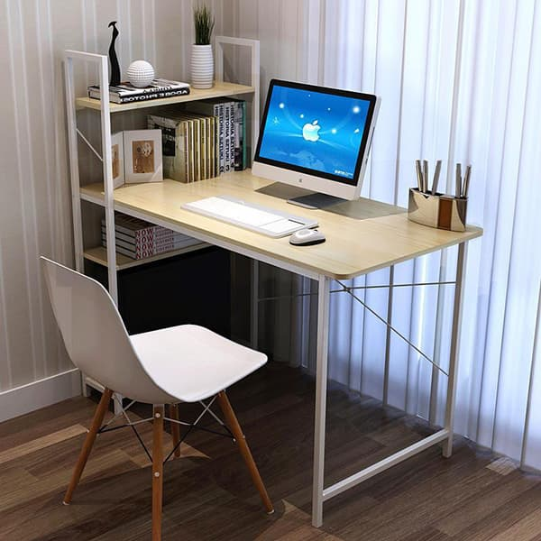 Với không gian nhỏ thì đây là phương án tối ưu nhất để có được hiệu quả khi làm việc