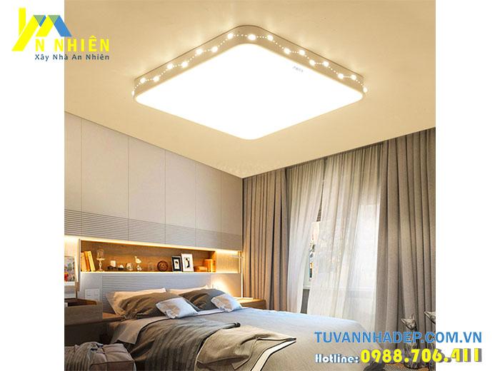 mẫu đèn cho phòng ngủ