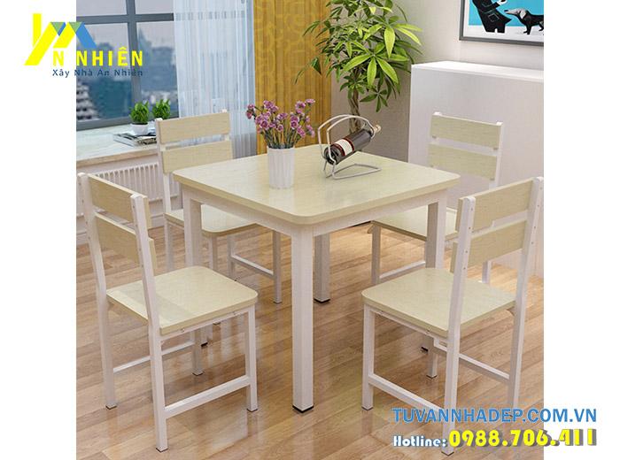 ghế gỗ cho phòng ăn