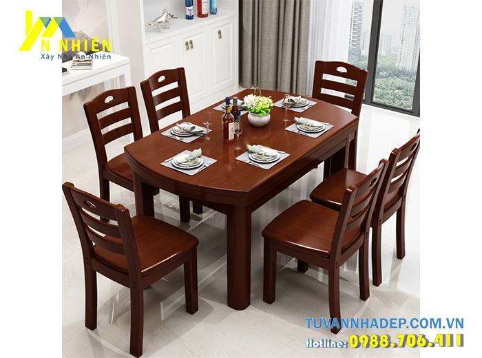 ghế ăn bằng gỗ đẹp