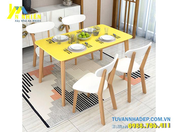 ghế ăn đẹp bằng nhựa
