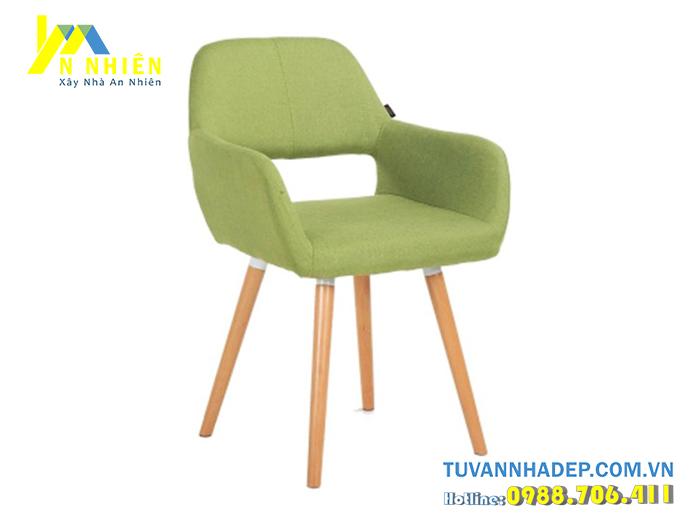 ghế ăn màu xanh