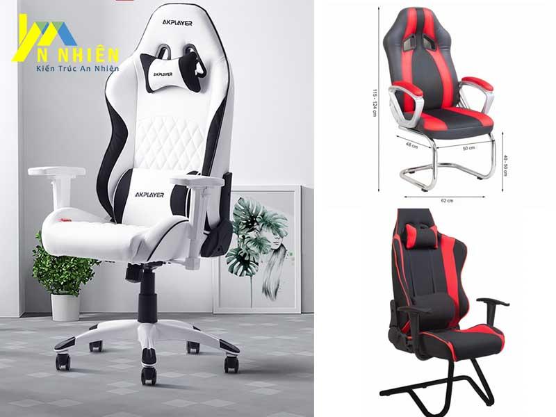 ghế ngồi máy tính