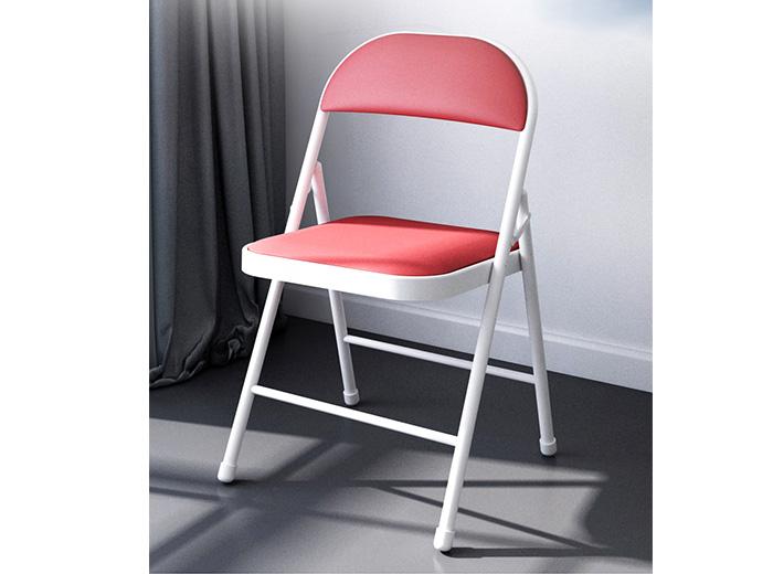 mẫu ghế trang điểm màu hồng