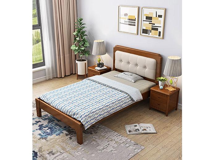 giường đơn giản 1m2