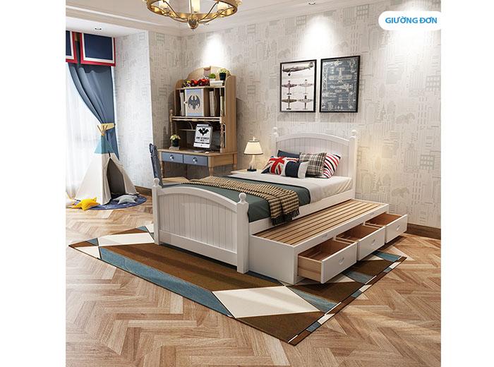 giường đẹp 1m2