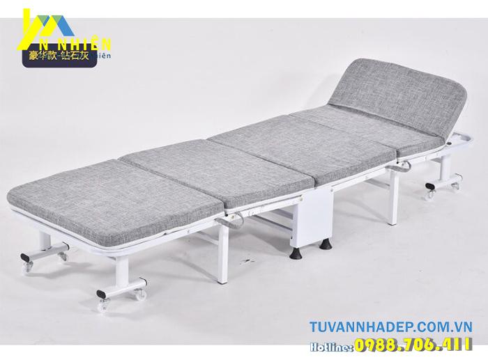 giường đơn bằng sắt