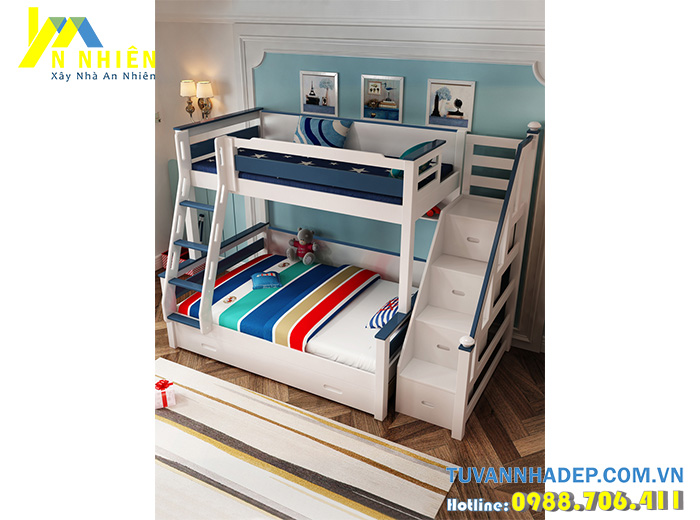 giường đẹp cho bé trai