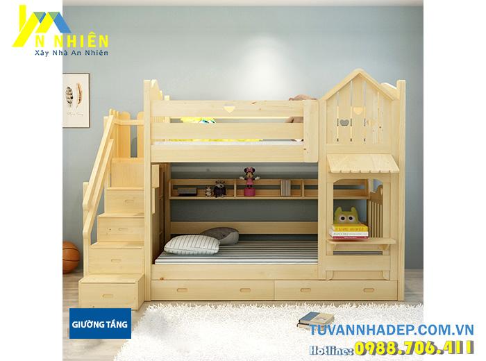 hình ảnh giường đẹp 2 tầng