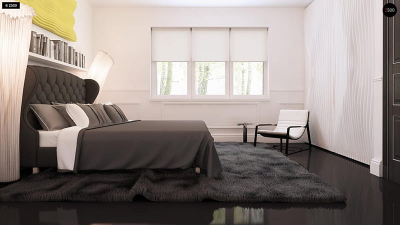 Phòng ngủ nhà cấp 4 đẹp