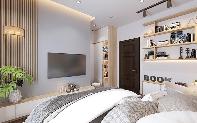 Phòng ngủ đẹp biệt thự