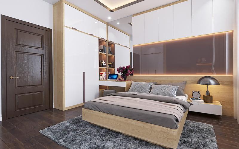 Nội thất căn hộ 120m2