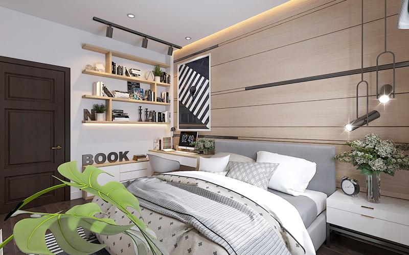 Trang trí phòng ngủ trẻ em đẹp