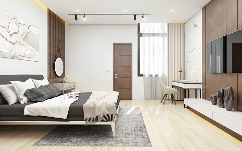 Giường ngủ thông minh tiết kiệm diện tích căn phòng