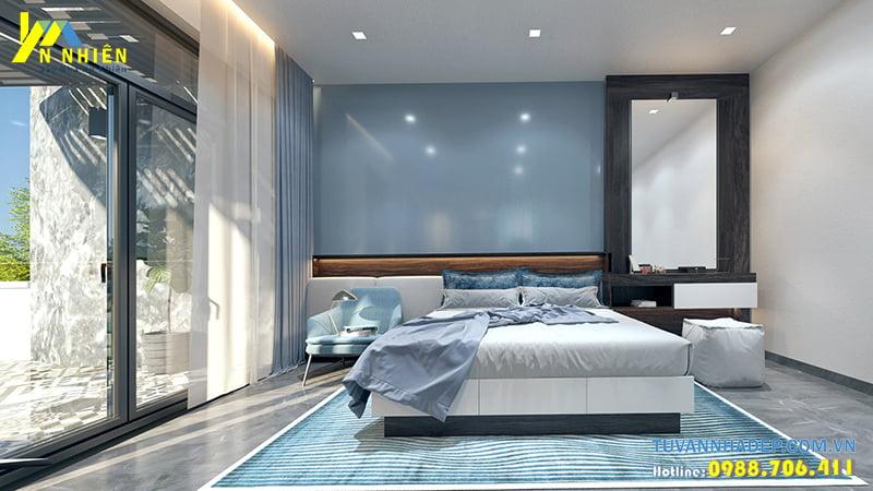 Thiết kế nội thất nhà phố 3 tầng 120m2