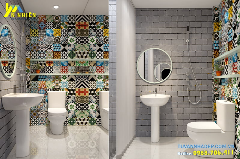 Nội thất nhà hiện đại thiết kế tối ưu không gian sử dụng