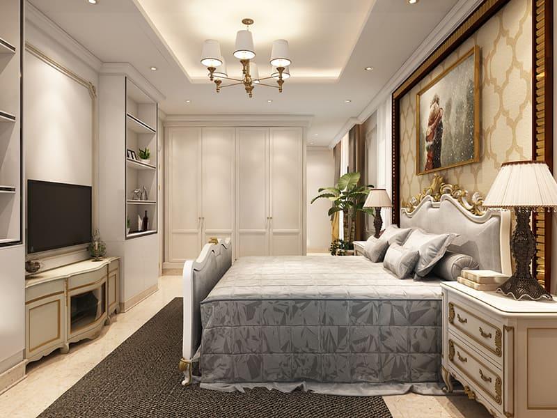 Trang trí căn phòng ngủ đẹp