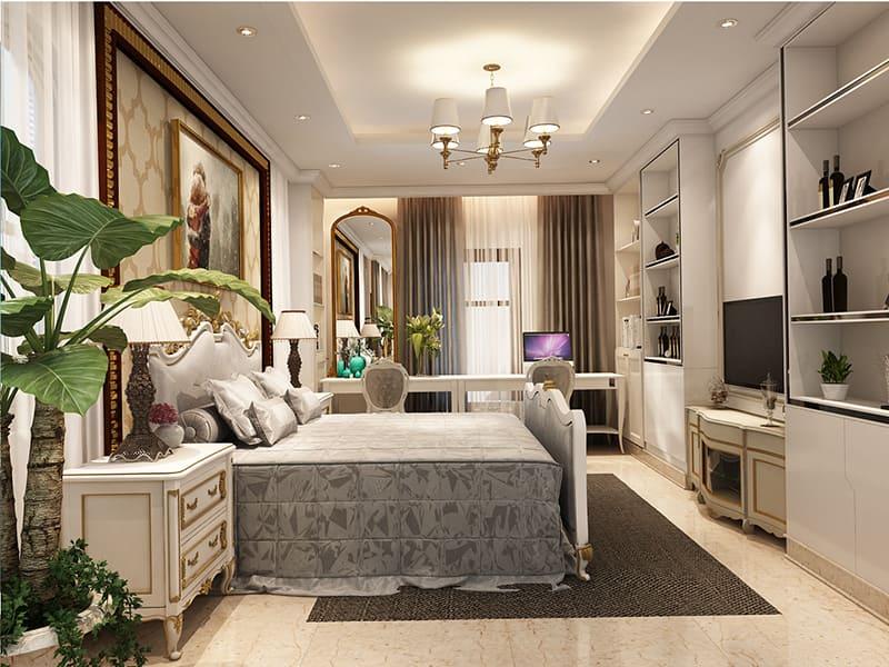 Bí quyết trang trí phòng ngủ đẹp