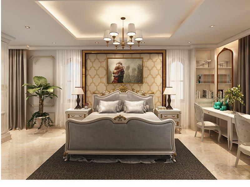 Lựa chọn cây hợp phong thủy trang trí phòng ngủ