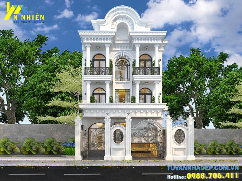 Thiết kế nhà đẹp tại Hà Nội