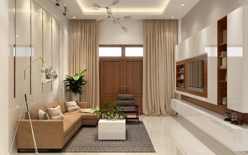 Trang trí nội thất nhà nhỏ hẹp