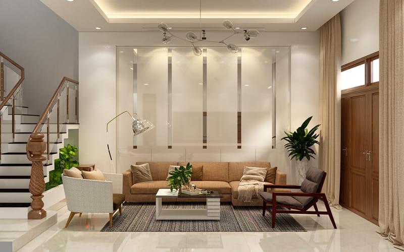 Thiết kế nội thất cho nhà nhỏ