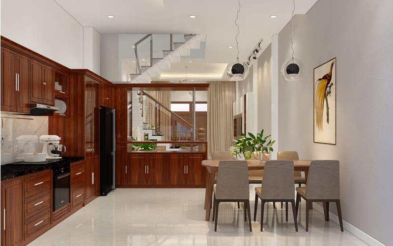 Đồ nội thất lựa chọn phù hợp với không gian