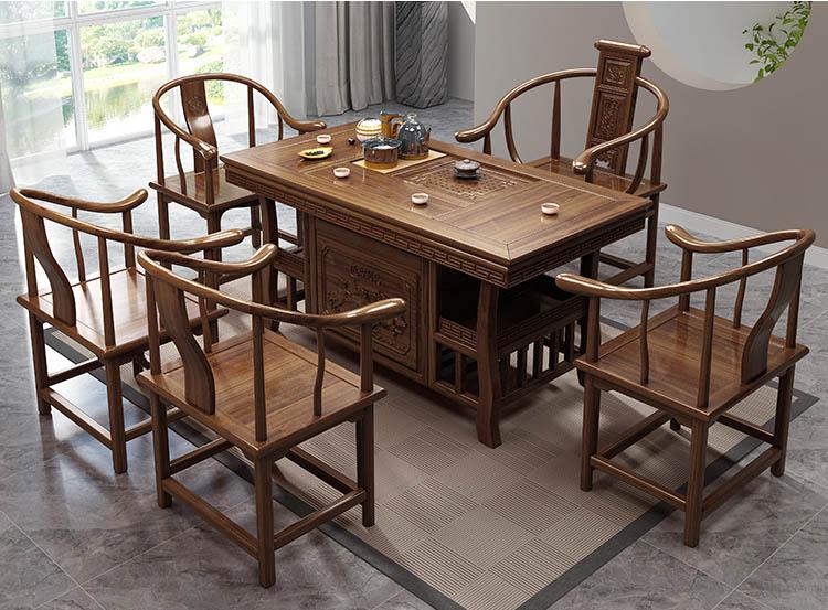 chọn bàn phòng khách theo chất liệu