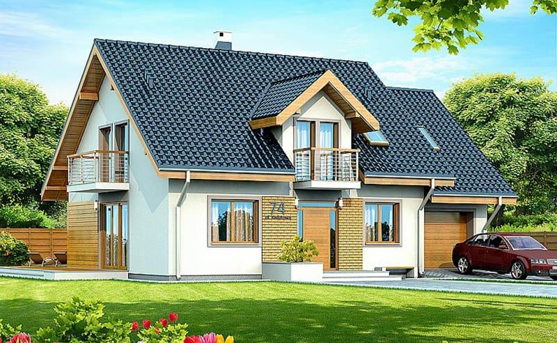 Công trình kiến trúc nhà đẹp