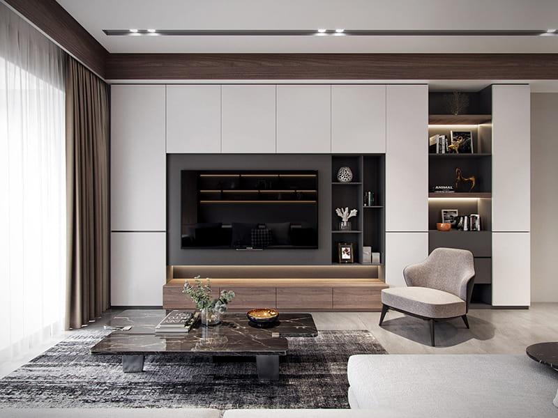 Thiết kế nội thất chung cư 69 Vũ Trọng Phụng