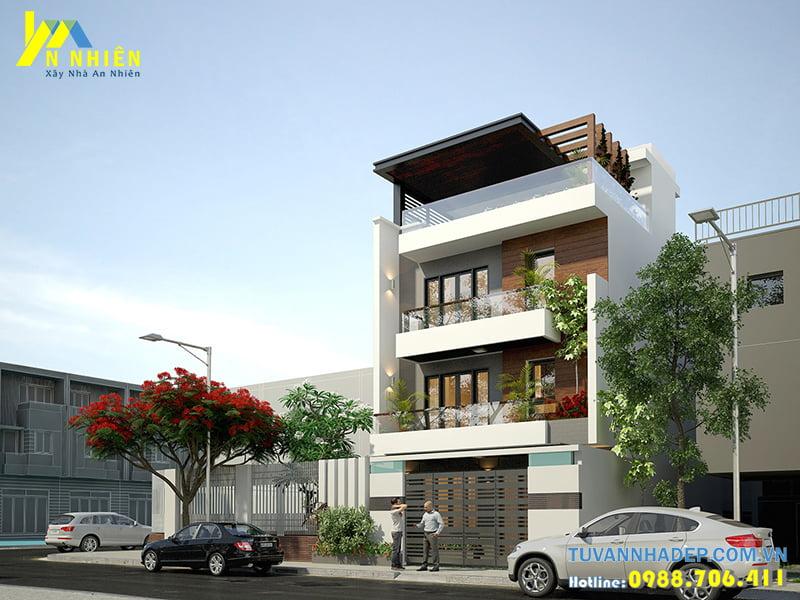 Sự tối giản mang đến điểm nhấn cho ngôi nhà và tăng thêm diện tích sử dụng