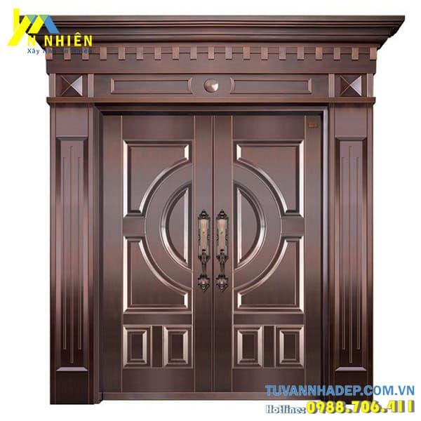 sản phẩm được làm từ khối gỗ đặc