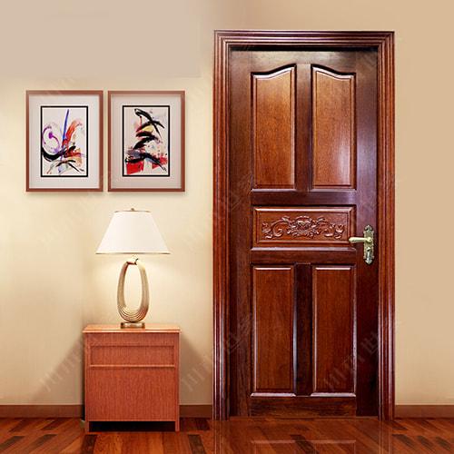 cửa phòng ngủ đẹp - mẫu 3
