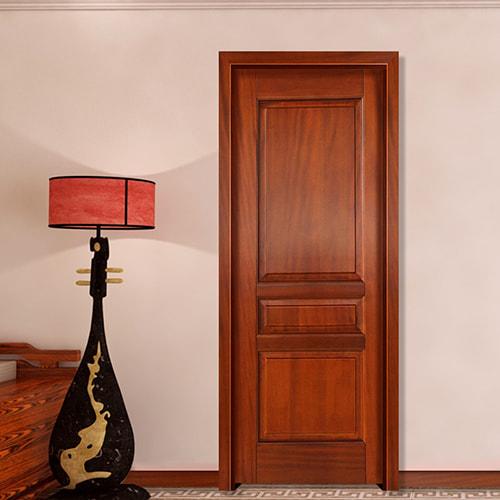 cửa phòng ngủ đẹp - mẫu 6